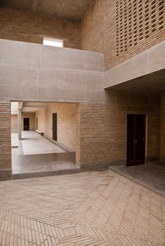 """Brickwork Architecture and Design.Brickwork Architecture and Design.Brickwork Architecture and Design.VM House by Vincent Van Duysen, Image via Vincent Van Duysen.Gallery of Bijoy Jain: """"Architecture Is Not About an Image, It Is About Sensibility"""" - Brick Architecture, Futuristic Architecture, Residential Architecture, Amazing Architecture, Contemporary Architecture, Architecture Details, Interior Architecture, India Architecture, Vernacular Architecture"""