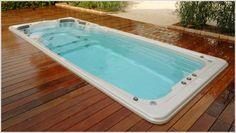 Hydropool Swim Spas   17fX AquaSport & AquaTrainer