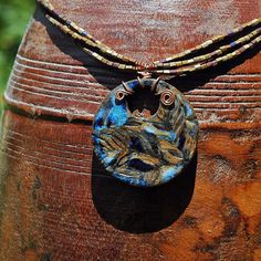 Entwined Garden Necklace by carrieprince on Etsy, $45.00