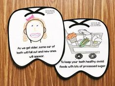 Dental Health Month Activities for Kindergarten - Mund- und Zahngesundheit 2020 Teaching Calendar, Rural Health, Social Emotional Activities, Dental Health Month, Health Unit, Space Activities, Preschool Lesson Plans, Unit Plan, Health Education