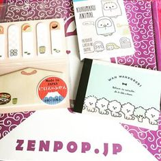 ZenPop - Packs of Japanese sweets, ramen, stationery, and cosmetics. Shipped worldwide from Japan.