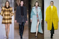 Wardrobe Icons | Issue 133 | Trend Report - Winter Coats