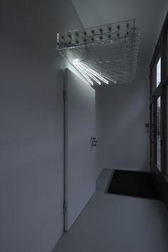 Philippe Parreno Cool Lighting, Lighting Design, Philippe Parreno, Empty Spaces, Light Installation, Light Art, Illustration Art, Painting, Lights