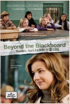 Beyond the Blackboard. Such a heart warming film! A definite must watch for all you teachers out there!