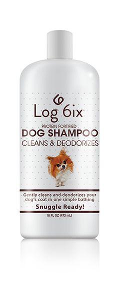 Protein Fortified Dog Shampoo // log6ix #pets