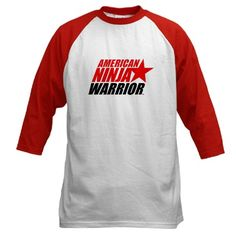 I want this!! American Ninja Warrior Kids Clothing   American Ninja Warrior T shirts & Apparel for Kids - CafePress
