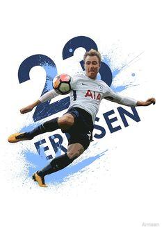Christian Eriksen - Tottenham Hotspur T shirt #spurs #eriksen #thfc #hotspur