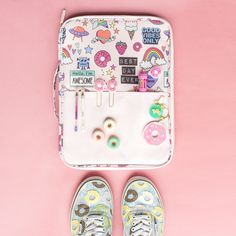 Donut overload! Pairs perfectly with our favorite Vans Shoes!