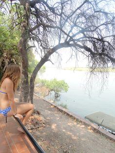 Chobe River Lodge, Kasane