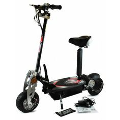 Zipper Electric Micro Scooter 800W With Suspension - http://www.nitrotek.co.uk/241.html