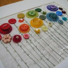 This site has tons of really cool button projects! // LOVE this!