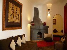 nice tadelakt fireplace. Tadelakt, Marrakech Morocco, Luxury Accommodation, Interior And Exterior, Concrete, Eco Friendly, Cob, Architecture, Nice