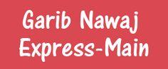 Garib Nawaj Express