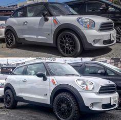 Mini Mini Cooper Paceman, Mini Cooper S, Mini Countryman, Mini Clubman, Mini Crossover, Audi Tt, Motor Car, Offroad, Cool Cars