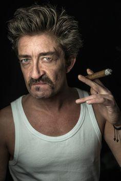 Wanted / visage / fumeur / regard / pluiesnuhiriennes  / homme