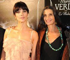 'Blancanieves', candidata española al Oscar a la mejor película de habla no inglesa. En la imagen, Maribel Verdú y Ángela Molina #películas #actrices #oscars