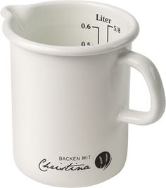 Frühstückssemmerl - Backen mit Christina Liquid Measuring Cup, Measuring Cups, Side Dishes, Snacks, Mugs, Tableware, Bread Baking, Baking Tips, Worth It