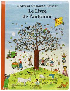 Amazon.fr - Le livre de l'automne - Rotraut Susanne Berner - Livres