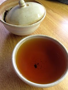 """""""Tea is drunk to forget the din of the world"""" T'ien Yiheng.  A beautiful cup of Darjeeling (pic: Sir William of the Leaf)"""