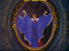 1000 images about snow white 1937 on pinterest seven for Miroir miroir blanche neige