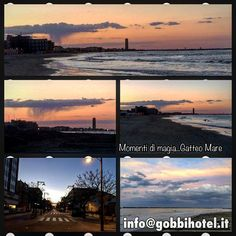 #sunrise #gatteomare #gobbihotels By SaraBP77