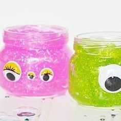 Go make your own slime with Maizena! Read all about this fun scientific … – - Knutselen ideeën Make Your Own, Make It Yourself, How To Make, Diy For Kids, Crafts For Kids, Silly Putty, Science Party, Diy Photo, Photo Blog