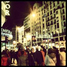 movement, people, lights..crazynest.