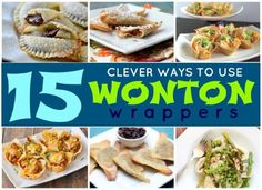 9 Clever Ways To Use Wonton Wrappers