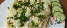 Neskutečně dobrý zelný salátek | NejRecept.cz Potato Salad, Zucchini, Potatoes, Vegetables, Ethnic Recipes, Food, Potato, Veggies, Vegetable Recipes