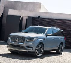 2018 Lincoln Navigator Is the Fanciest Navigator Ever - 95 Octane