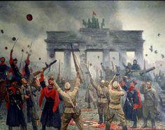 Шмарин Дмитрий Александрович. Победа. Берлин. 1945