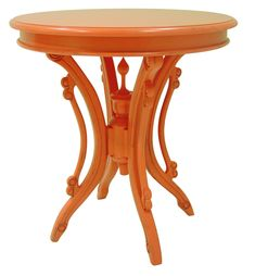 Trade Winds Furniture 215 Victorian Tea Table
