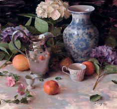 Daniel Keys. Натюрморты