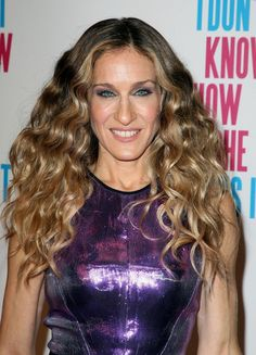 Sara Jessica Parker Curls