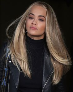 This season's ombré looks nothing like the almost dip-dyed look of ombrés past.
