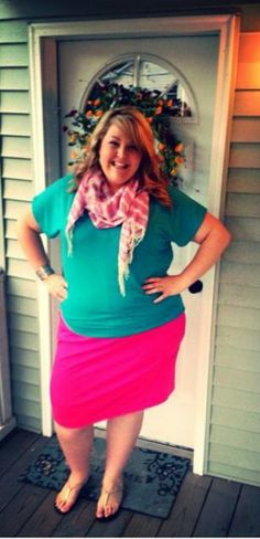 Creative & Curvy. Plus size outfit ideas