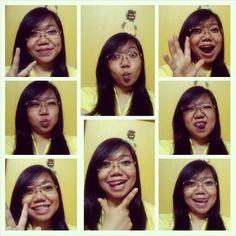 #me #yellow #selfie