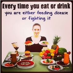Feeding Disease Or Fighting It Pictures, Photos, and Images for Facebook, Tumblr, Pinterest, and Twitter