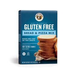 Gluten-Free Bread and Pizza Mix