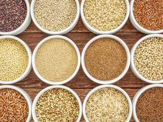One Scientifically Proven to Boost Metabolism.A new study maintains that replacing refined grains with whole grains increases metabolism and burns more calories. Metabolism Boosting Foods, Fast Metabolism Diet, Metabolic Diet, Gluten Free Grains, Gluten Free Diet, Dog Food Recipes, Healthy Recipes, Healthy Foods, Food Articles