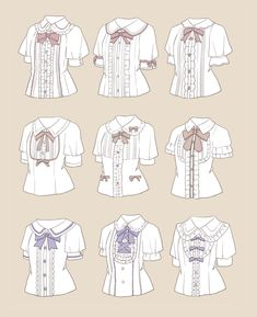 Victorian/fancy shirt Reference....Axes Femme is that you?
