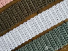 Tips for Keeping Straight Edges in Crochet