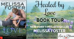 A Soccer Mom's Book Blog: Healed by Love by Melissa Foster & GIVEAWAY