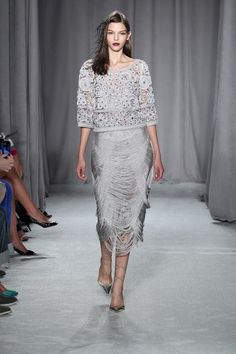 Marchesa | Collections | Marchesa | Spring 2014 | Collection #11