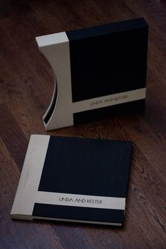 3500 Slipcase with a T-Stripe on the case and a T-Stripe on the album.