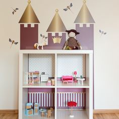 details zu wandtattoo wandsticker tiere wald baum spielzimmer affe kinderzimmer baby xxxl baum. Black Bedroom Furniture Sets. Home Design Ideas