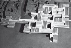 ..........................................................................: Freie Universität de Berlin_Candilis, Josic y Woods // Agadir_Koolhaas // Hospital Venecia_Le Corbusier // Orfanato Amsterdam_Aldo Van Eyck