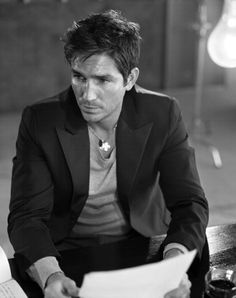 Best actor and hottest man on earth.