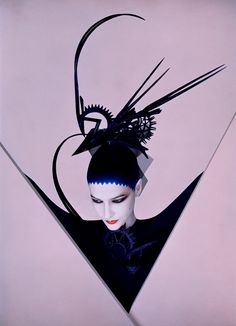 Esther for Serge Lutens, April 1990