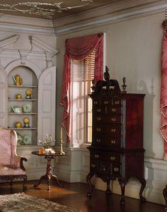 Mrs. James Ward Thorne  American, 1882-1966, A16: Pennsylvania Drawing Room, 1761